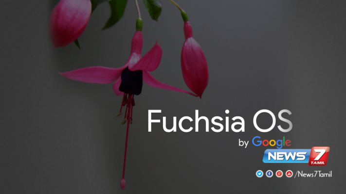 Google Fuschia Operating system