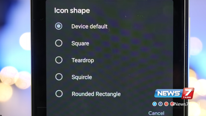 icon shape